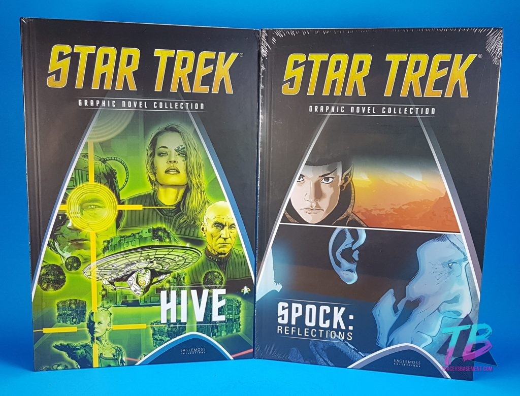 THREADS-by-ZBOX-Unboxing-August-2019-Star-Trek-Graphic-Novel-Collection-Hive-Spock-Reflections-1024x780 Triple Threat Mail Call Unboxing! Mail Calls My Geek Box Subscription Boxes Threads Toys and Collectibles Videos