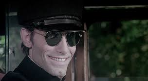 31 Days of Horror Burnt Offerings 1976 Creepy Smiling Driver in Ben's Nightmares
