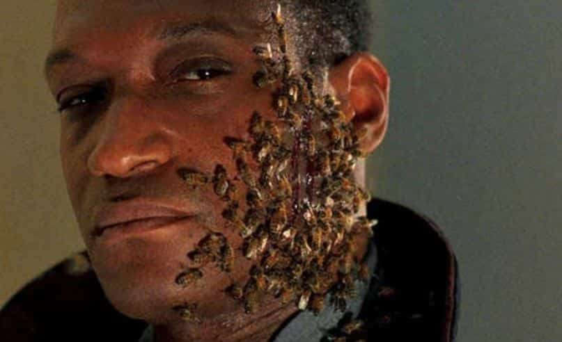 31 Days of Horror Candyman 1992 Clive Barker Tony Todd Bees Face