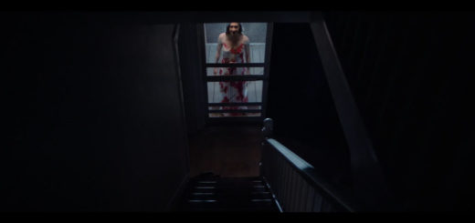 31 Days of Horror The Wretched 2019 Creepy Neighbor Lady at the Bottom of Stairs