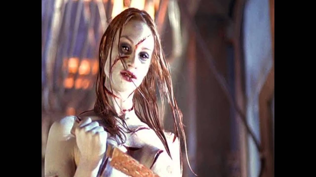 31 Days of Horror Thir13en Ghosts Thirteen Ghosts 2001 Dana Newman The Angry Princess Shawna Loyer
