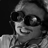 31 Days of Horror Young Frankenstein Gene Wilder as Frederick Frankenstein Mad Scientist
